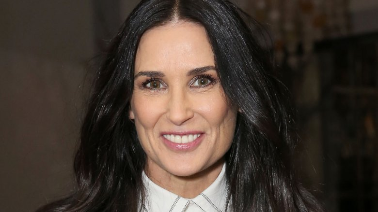 Demi Moore: The Real Reason We Don't Hear From Her Anymore