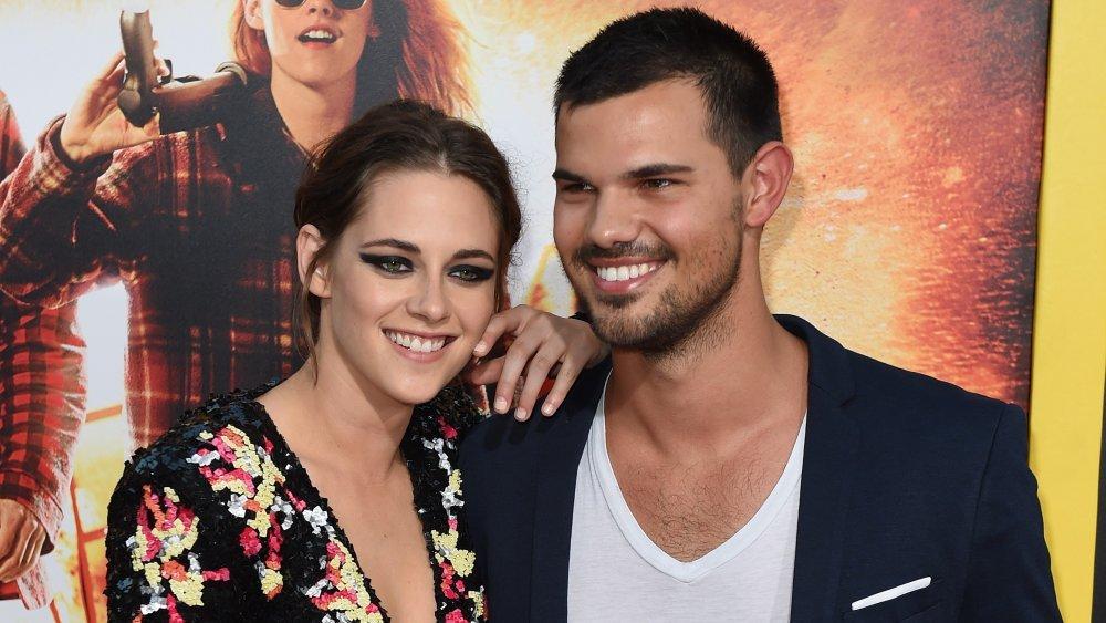 The Reason Kristen Stewart Didn't Like Kissing Taylor Lautner In Twilight