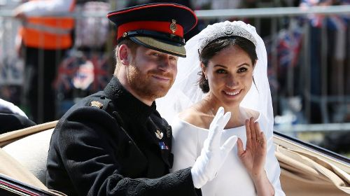 Behind The Scenes Moments You Didn't See At The Royal Wedding