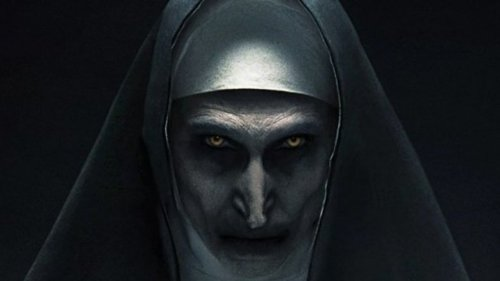 The Actress Who Plays The Nun Is Gorgeous In Real Life