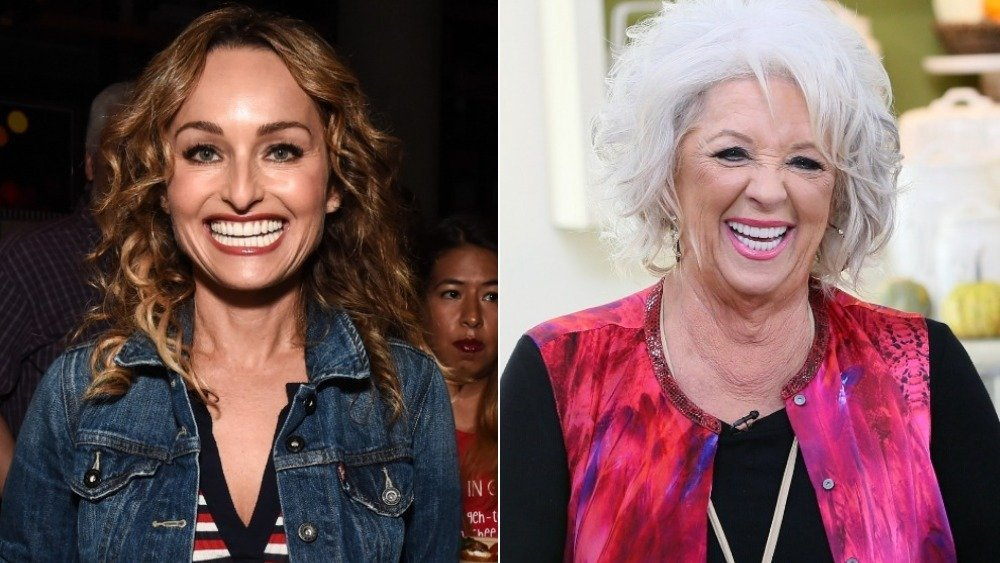 This Is Why Paula Deen's Fans Can't Stand Giada De Laurentiis