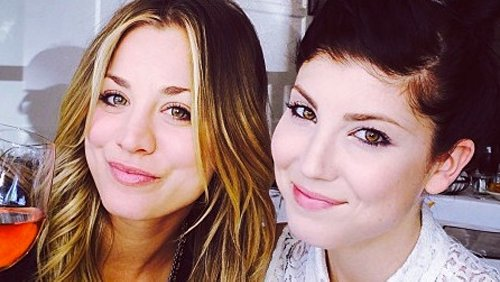 Reasons We Never Hear About Kaley Cuoco's Sister