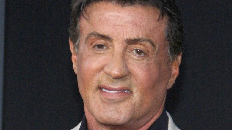 Sylvester Stallone's Daughter Stuns At High School Graduation