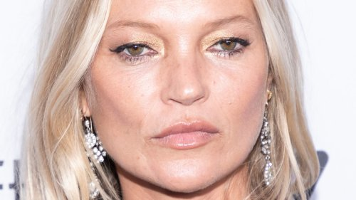 Why Kate Moss Regrets Working With Mark Wahlberg