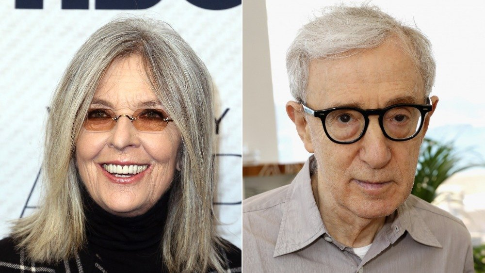 Inside Diane Keaton's Relationship With Woody Allen