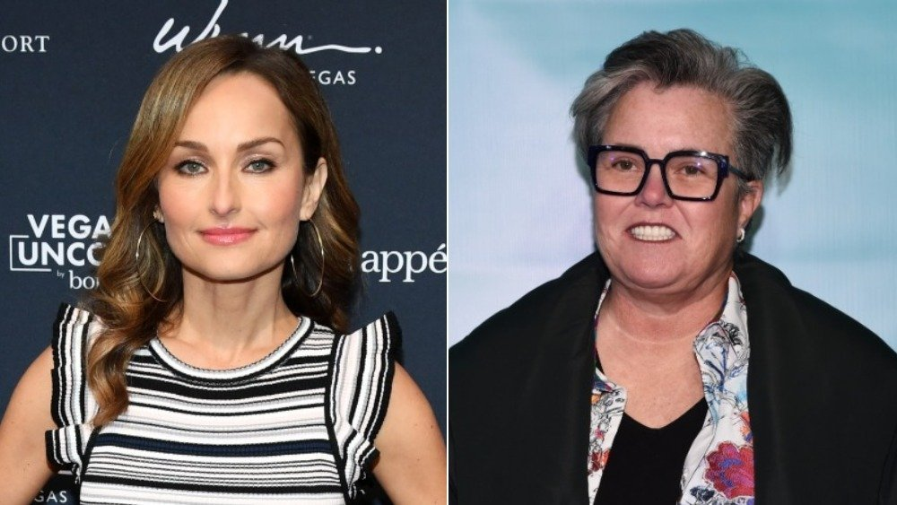 Rosie O'Donnell And Giada De Laurentiis' Feud Explained