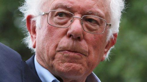 What Bernie Sanders Did To Help Machine Gun Kelly And Megan Fox