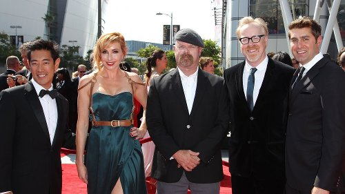 The Cast Of Mythbusters Reacts To Grant Imahara's Death