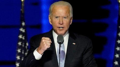 Body Language Expert Breaks Down Joe Biden's Victory Speech