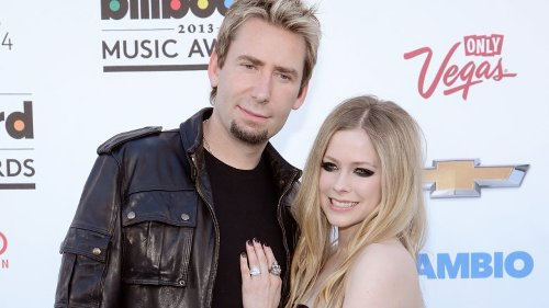 Avril Lavigne And Chad Kroeger's Strange Relationship