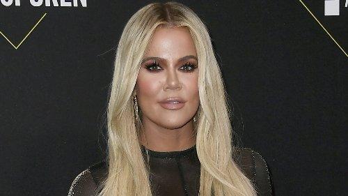 Khloe Kardashian Looks Completely Unrecognizable Again