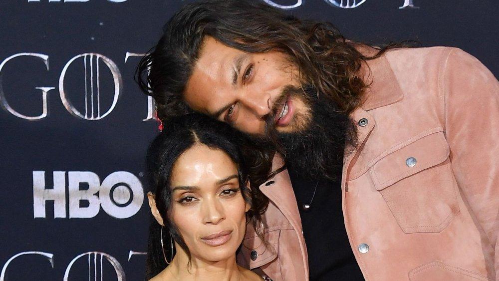 Jason Momoa And Lisa Bonet's Kids Are Growing Up Fast