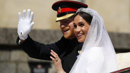 How Meghan Markle's Uninvited Family Crashed The Royal Wedding