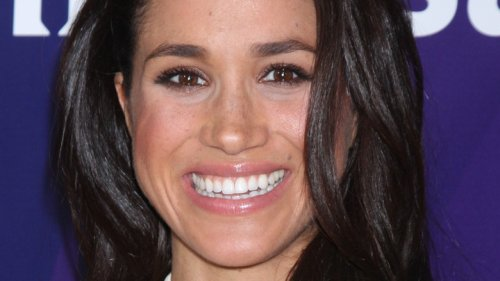 Meghan Markle Always Went To This Fast Food Restaurant In College