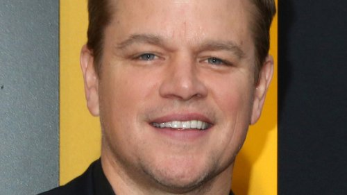 Matt Damon Makes His Stance On COVID Vaccines Clear