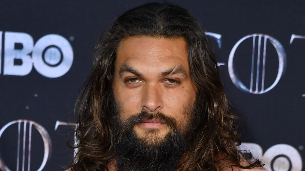 The Creepy Things Jason Momoa Said About His Wife Before They Met