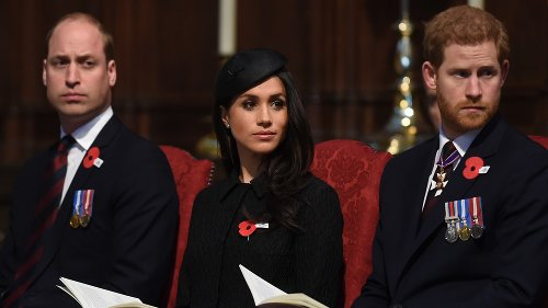 The many times Prince William has been frustrated with Meghan Markle