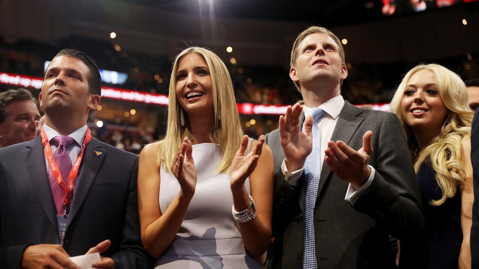 Inside Donald Trump's Relationship With All Of His Children