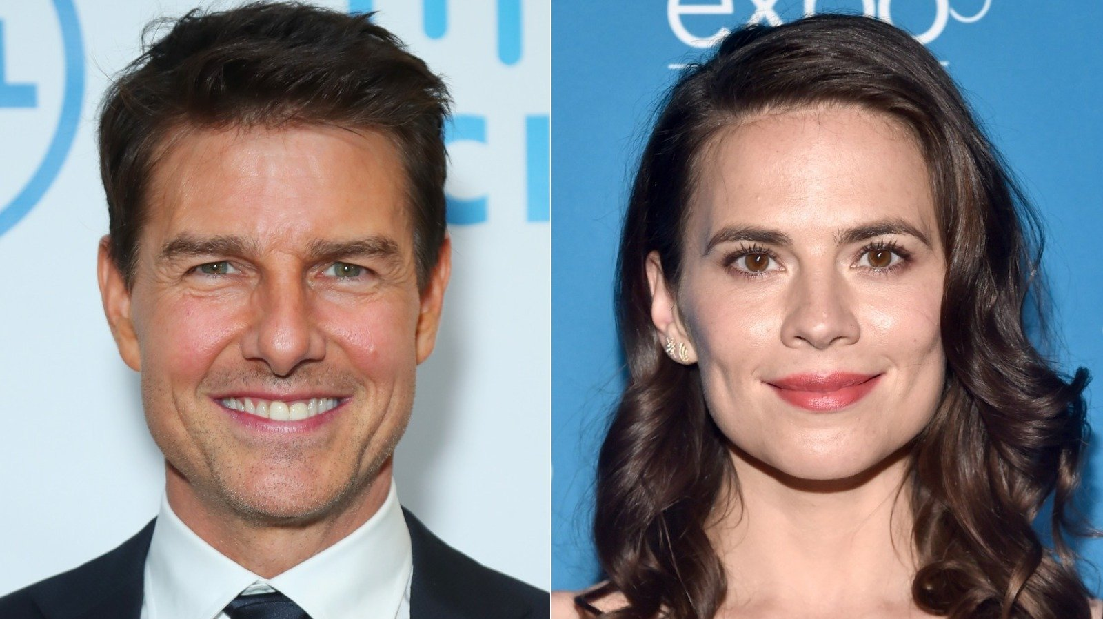 The Truth About Tom Cruise And Hayley Atwell
