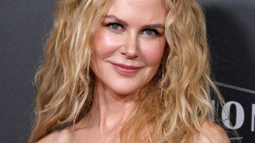 The Tragic Real-Life Story Of Nicole Kidman