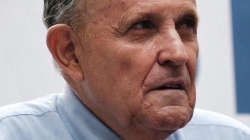 For Every Time Rudy Giuliani Has Been Controversial, This Moment Stands Above The Rest