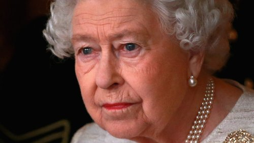 This Picture Of The Queen At Prince Philip's Funeral Has Twitter In Tears