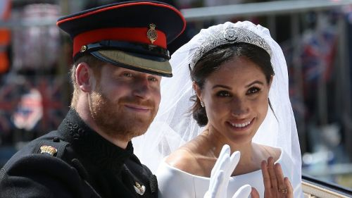 The Royal Wedding's Most Talked About Moments