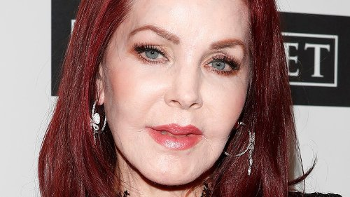 Why Priscilla Presley's Plastic Surgery Has Gone Too Far