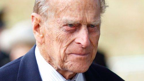 Tragic Details About Prince Philip