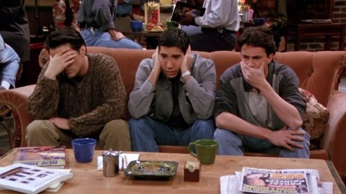The Most Awkward Behind-The-Scenes Moments Of Friends