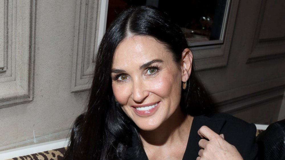 Here's How Demi Moore Stays So Fit