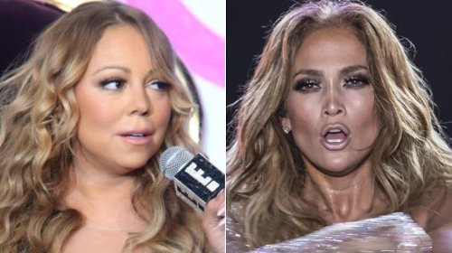 What Really Went Down With Jennifer Lopez And Mariah Carey?
