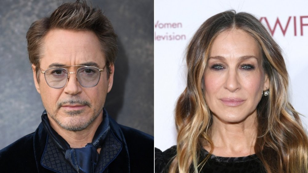 The Real Reason Robert Downey Jr. And Sarah Jessica Parker Split Up