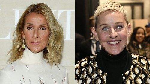 Why Celine Dion Isn't A Fan Of Ellen Degeneres