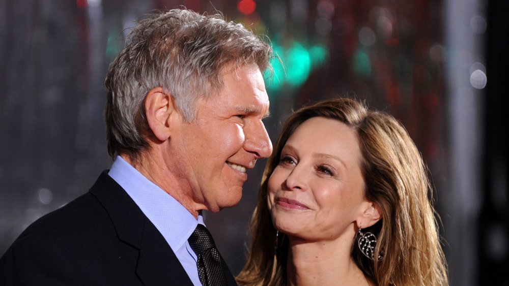 This Is Harrison Ford's Secret To A Happy Marriage