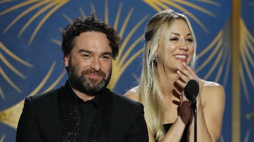 Kaley Cuoco Opens Up About Big Bang Theory Love Scenes With Her Ex
