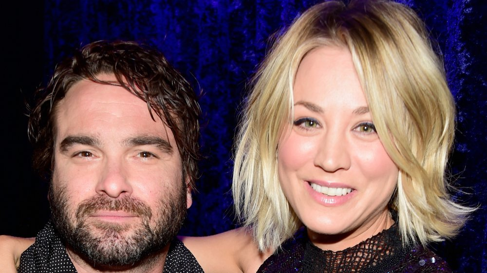 The Truth About Kaley Cuoco And Johnny Galecki's Relationship