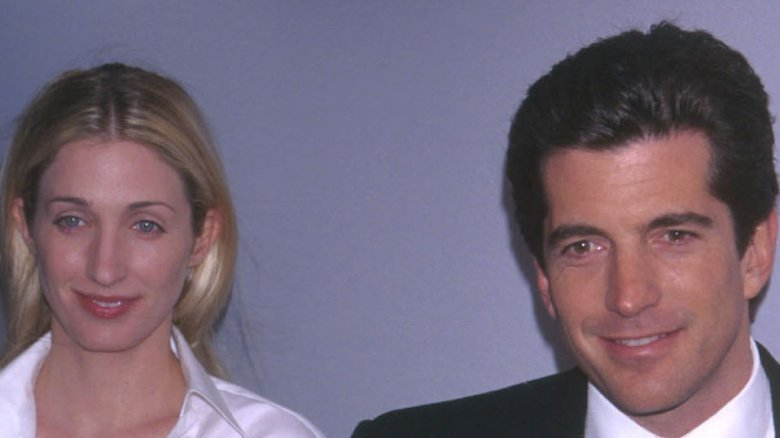 Strange Facts About JFK Jr.'s Marriage