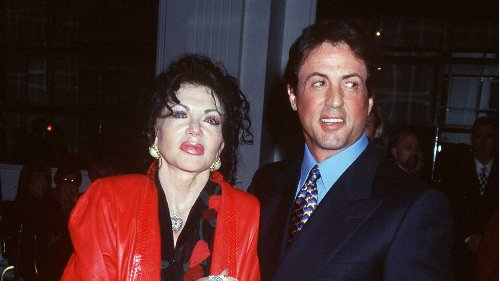 The Untold Truth Of Sylvester Stallone's Mom
