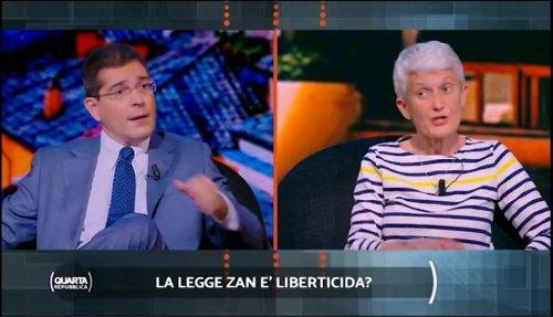 """Capezzone sul ddl Zan: """"Sarà un autogol per le minoranze"""""""
