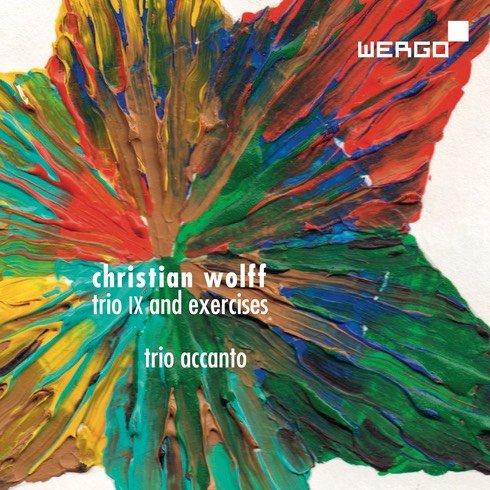Christian Wolff: Trio IX and Exercises | Nicolas Hodges Piano | Nicolas Hodges