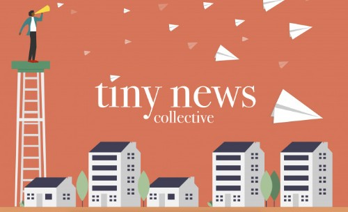 Tiny News Collective aims to launch 500 new local news organizations in three years
