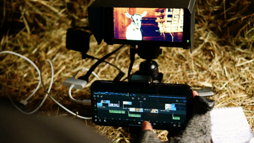 This mobile editing challenge proves you can produce great video anywhere | Nieman Storyboard
