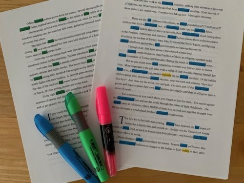 Literary Forensics: How to edit (and self-edit) from the inside out | Nieman Storyboard