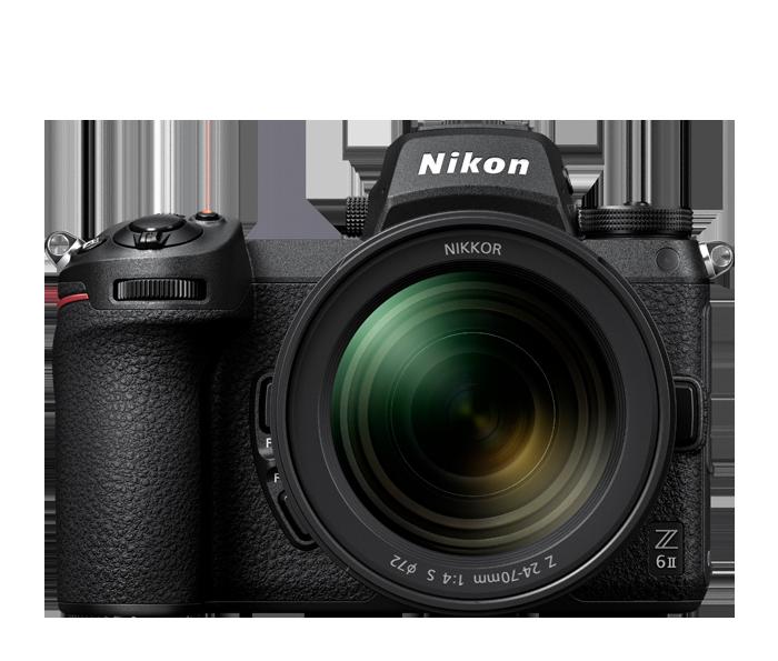Nikon Z 6II - cover