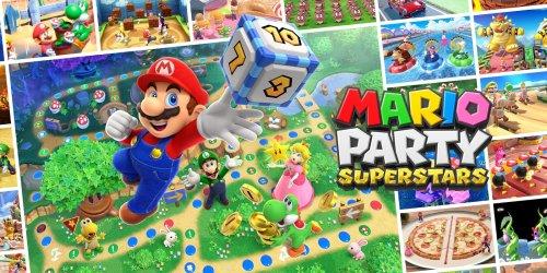 Mario Party Superstars ist bereits in Umlauf