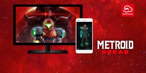 Metroid Dread-Hintergrundbilder bei My Nintendo verfügbar