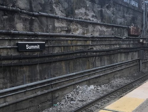 Years after pieces fell onto NJ Transit trains, crumbling retaining wall to be replaced