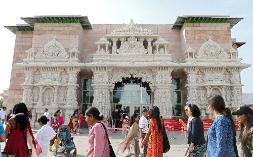 Hindu temple in N.J. accused of exploiting workers it lured from India, lawsuit alleges