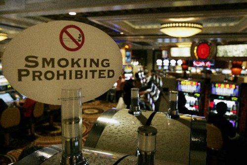 Time for A.C. to lose the casino cigarette stink   Letter from your editor